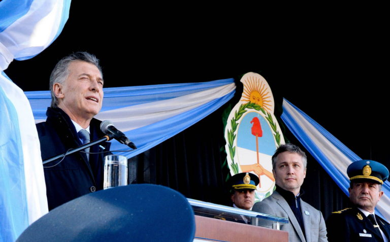 El Intendente Galimberti Participa En Buenos Aires De Un Acto De