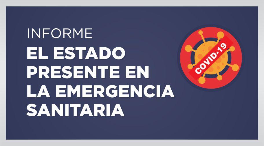 Estado de la emergencia sanitaria
