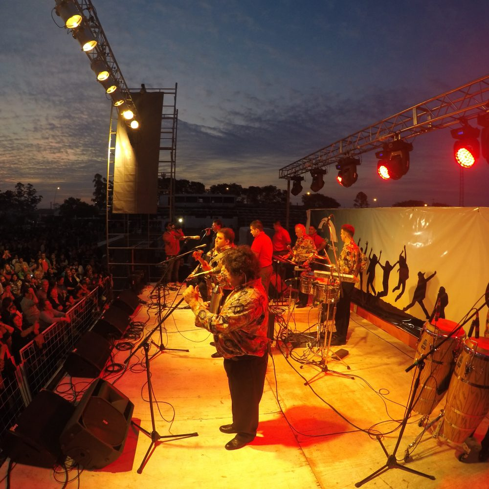 Estación Cumbia: músicos locales realizarán tributo a Los Palmeras