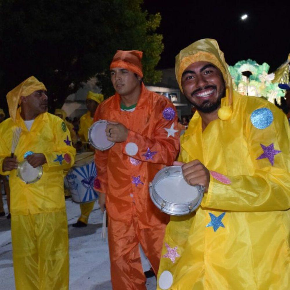 Se postergó para el lunes la segunda noche de Carnaval