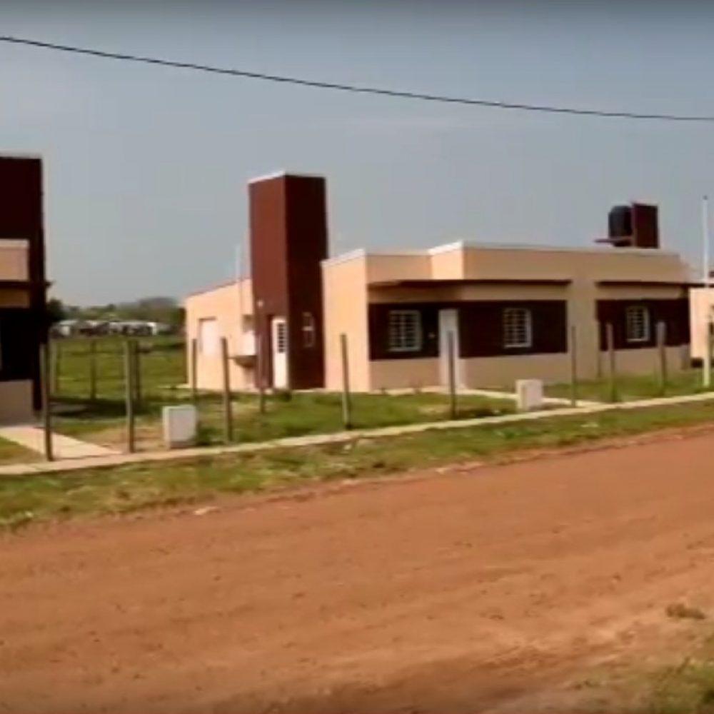 El IAPV convoca a vecinos del barrio 46 viviendas del barrio Norte de Chajarí