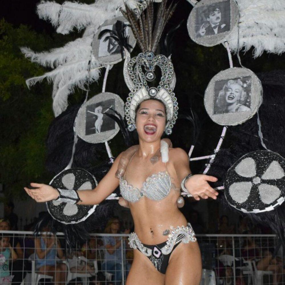 Este sábado termina la edición 2018 del Carnaval de Chajarí