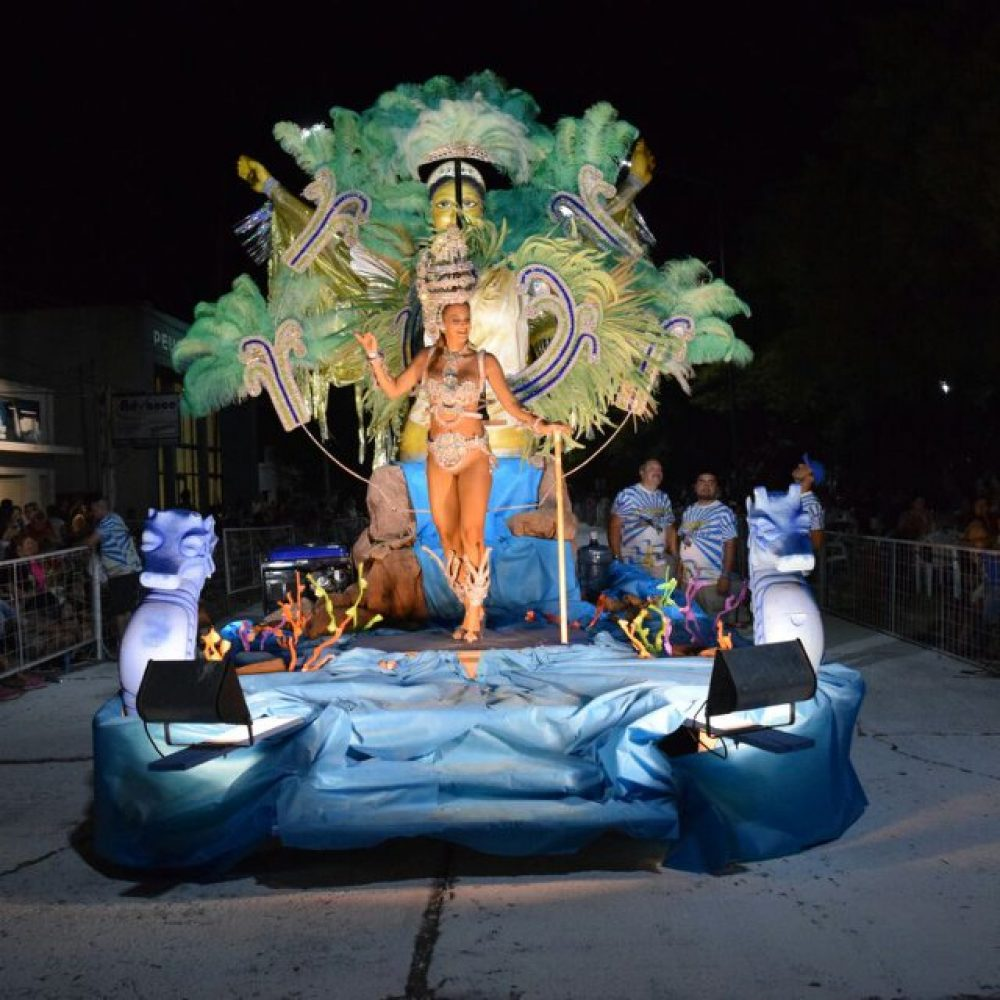 Más de 20 mil personas disfrutaron de las tres noches de Carnaval en Chajarí