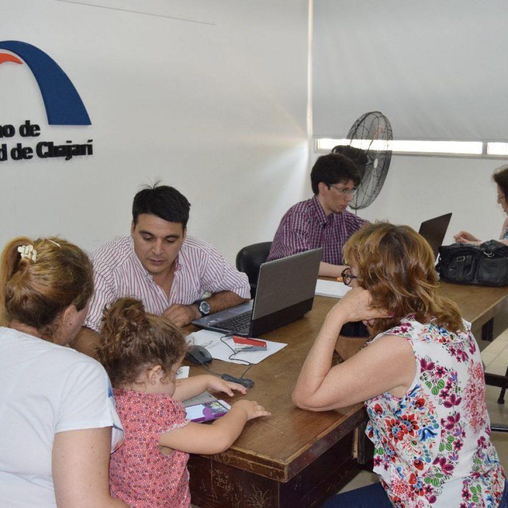El IAPV vuelve a Chajarí para atender a vecinos del barrio 46 viviendas