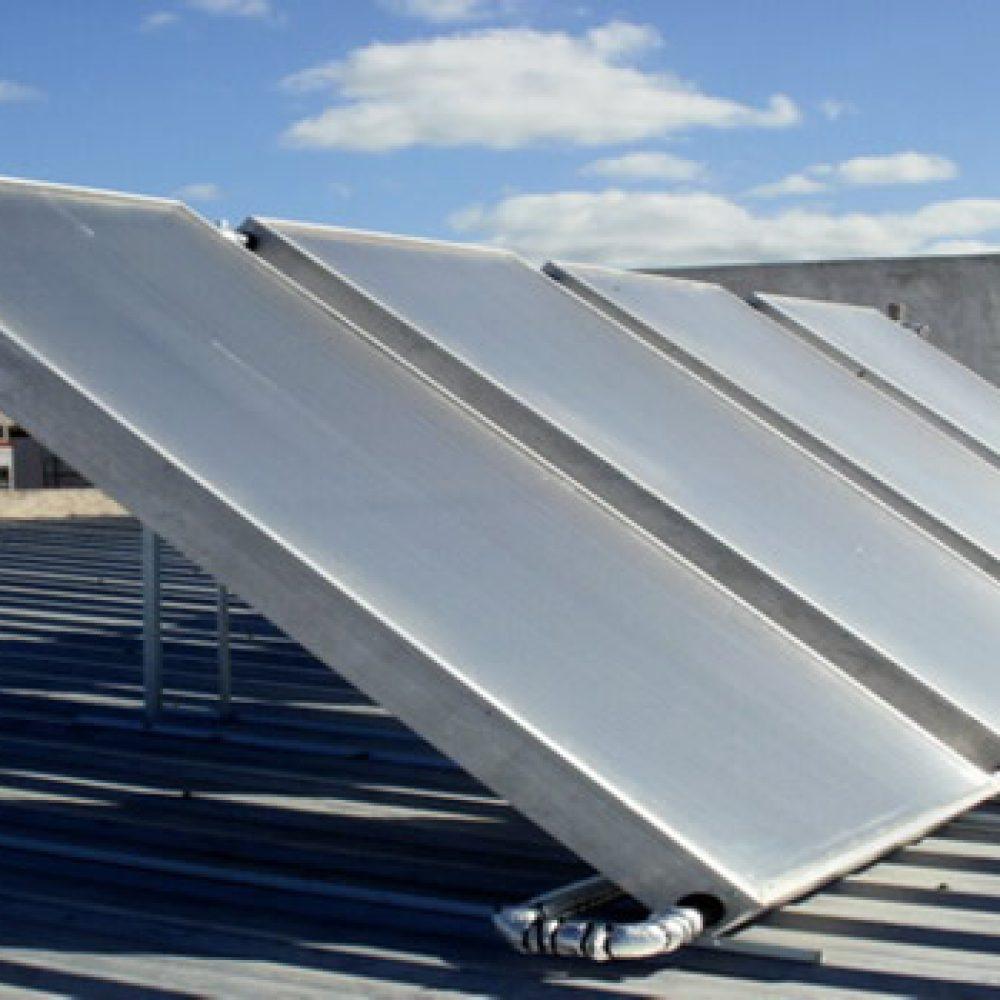 Hasta el 23 de junio se pueden tramitar créditos para la compra de calefones solares