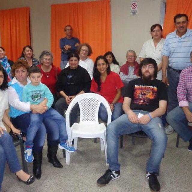 Reunión mensual del Grupo de Ayuda al Diabético