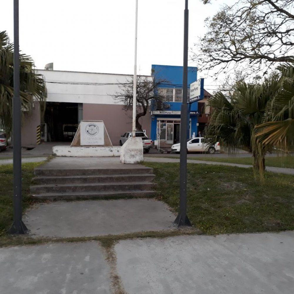 El Gobierno de Chajarí pondrá en valor el espacio del Jardín de la Amistad