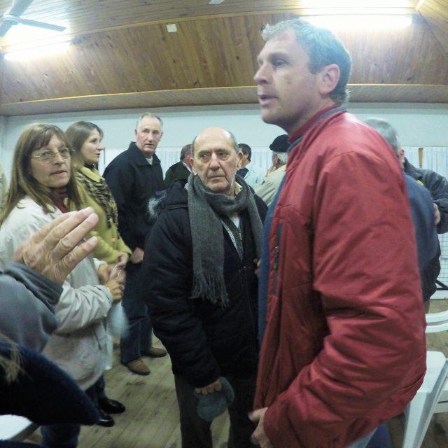 Barrio Tagüe renueva su Consejo Vecinal