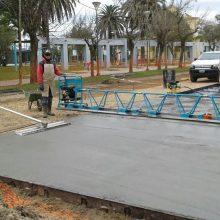 El municipio licita la compra de hormigón para la pavimentación de Av. 9 de Julio
