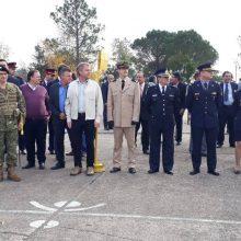 El Intendente Galimberti participará del acto por los 192 años del Regimiento