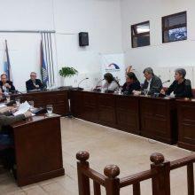 Este jueves se reúne el Concejo Deliberante de Chajarí