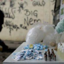 Charla sobre el uso indebido y tráfico ilícito de drogas