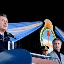 El Intendente Galimberti participa en Buenos Aires de un acto de homenaje a policías federales