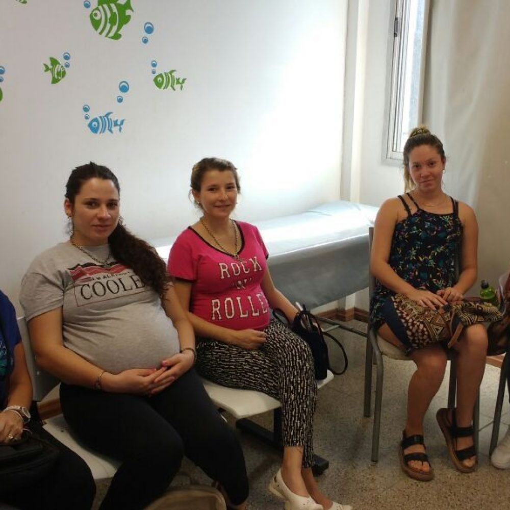 Para embarazadas: empieza una nueva edición del programa Madre