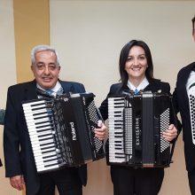 El acordeonista Raúl Varelli se presenta este viernes en el Centro Cultural
