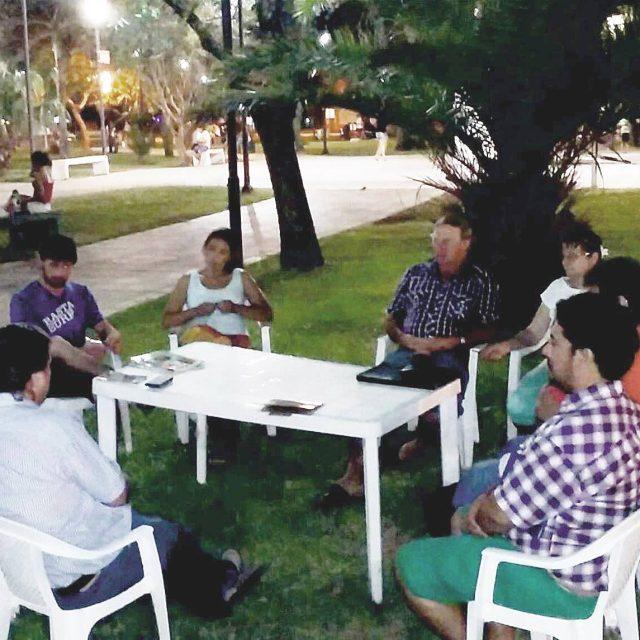 Elección de Consejo Vecinal en Barrio Estación