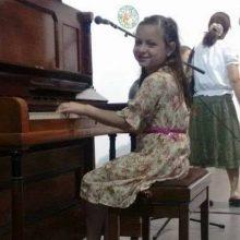 Concierto de piano en el Auditorio del Centro Cultural