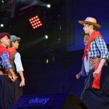 El Ballet del Gobierno de Chajarí se presenta en Federación