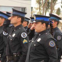 El Intendente Galimberti participa del acto por la Semana de la Policía Federal