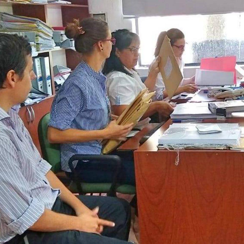 Se presentaron 6 oferentes a la licitación para la compra de un motocompresor de aire y otras herramientas