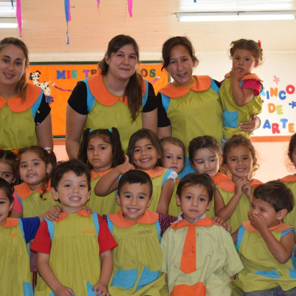 Termina la preinscripción a los Centros de Primera Infancia del Gobierno de Chajarí