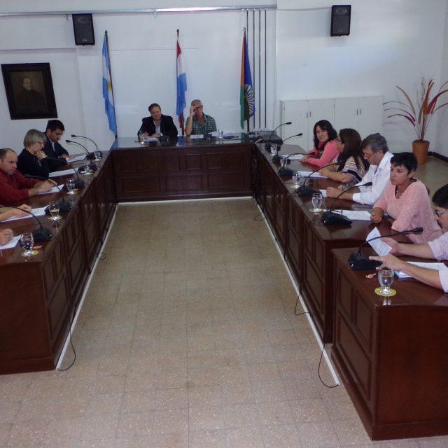 Con 24 asuntos hoy sesiona el Concejo Deliberante