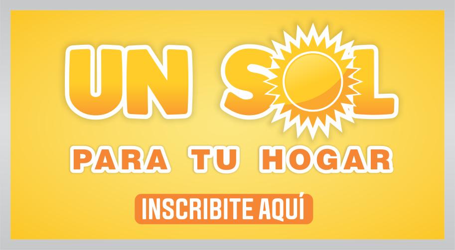 un sol para tu hogar